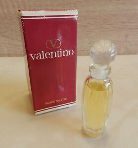 Valentino  Parfum - Miniatur  +  Box    4 ml   EDT    1985  Parfums  Stern Paris