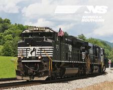 Norfolk Southern Memorial Day Train Sturdy Metal Sign Logo Photo