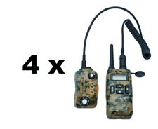 BCA Backcountry Access BC Link Radio, Camo Camouflage, Four Pack