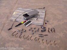 "Emergency/Survival: MICRO Fishing Kit in Metal Tin, Sliding Lid, 1""x2"" - EDC!"