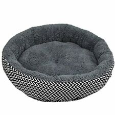 Warm Cushion Couch Bed for Pets Puppy Dog Cat in Winter Basket Plush Bed 34*10cm