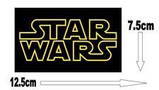 Star Wars Edible Icing Logo Cake Decor