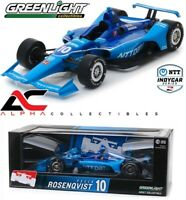 GREENLIGHT 11056 1:18 2019 #10 FELIX ROSENQVIST CHIP GANASSI RACING INDYCAR