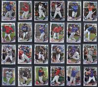 2019 Bowman Prospects Chrome Baseball Cards Complete Your Set U Pick BCP1-150
