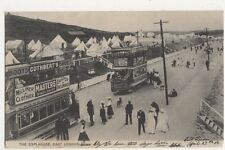 South Africa, Trams, The Esplanade East London Postcard, B139