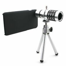 12X Optical Zoom Lens Camera Telescope Tripod Case Cover For i Phone 6 6S 4.7''