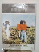 RACCONTO D'AUTUNNO ERIC ROHMER DVD NUOVO SIGILLATO