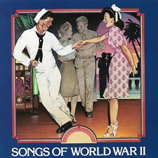 Songs Of World War ll by Various Artists (CD 1991) [From Time/Life Music]
