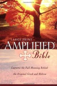 Amplified Holy Bible by Zondervan