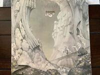 Yes – Relayer - Atlantic – SD 18122 -  1974 -  Vinyl, LP, Album, Gatefold