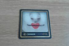 Strongbow Carnevil Halloween Competition Beermat 2017 - 2 - New