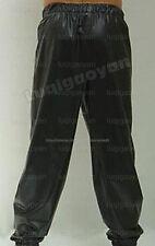100% Latex Rubber Gummi Pants Hose Stark Jeans 0,8mm Catsuit Ganzanzug Kostüm