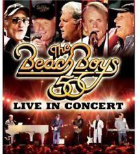Beach Boys: 50 - Live in Concert (2012, DVD NUEVO) (REGION 1)