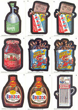 WACKY PACKAGES 1992 O PEE CHEE PARTIAL BASE CARD SET MISSING 7 SF