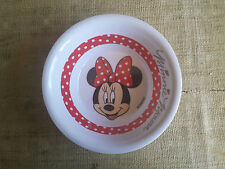 Piatto in melanina Disney Minnie Mouse - nuovo