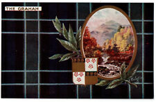 "CPA UK - The GRAHAM, The Trossachs - ""Oilette Scottish Clans"""