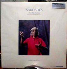 DOM UM ROMAO Saudades Audiophile Bossa Jazz Funk Fusion 1992 factory sealed LP