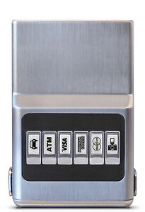 ACM Wallet Credit Card Holder - RFID Blocking Anti-Theft, ProTek