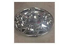 9 Compartments Silver Round Disposable Party Tray Thali Langar Plates 25 Pack