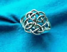 7ccdb4a940ac Anillos de joyería de metales preciosos sin piedras de talla de ...