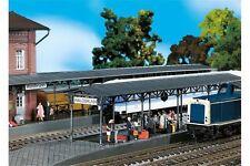 Faller 120204 HO 1/87 2 Quais de gare - 2 Covered Platforms