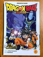 Dragon Ball Super Vol. 1 Manga NEW Akira Toriyama Loot Crate Exclusive