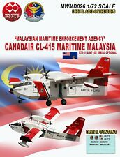 1/72 scale Malaysian Maritime Enforcement Agency Decals