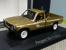 1/43 Norev Peugeot 504 Pick Up 4x4 Dangel 1985 beigemetallic 475457