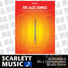 101 Jazz Songs for Flute - Paperback *NEW* Hal Leonard