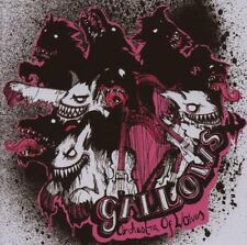 Gallows - Orchestra of Wolves CD Cancer Bats Pure Love Alexisonfire Black Lungs