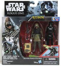 Star Wars Rogue One REBEL COMMANDO PAO vs IMPERIAL DEATH TROOPER 2 Pack New NIP