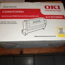 TONER OKI C 3200 C 3200 N  JAUNE