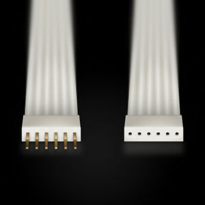 SPACER Extension Cable | for Philips Hue Lightstrip Plus V4 | upto 10m/30' | Flt
