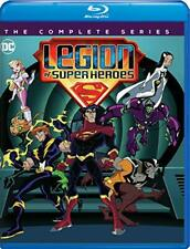 Legion of Super Heroes - Complete Series BLU-RAY High Definition NEW