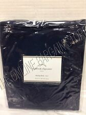 Pottery Barn Saybrook Outdoor Canvas Dining Chair Cushion SLIPCOVER Ink Blue