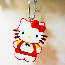 Cute 2in1 Hello Kitty Beer Bottle Coke Juice Beverages Opener & Key Chain