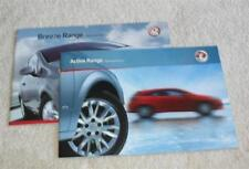 Astra Car Sales Brochures