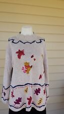 The Disney Store Vintage Winnie the Pooh jumper Size L