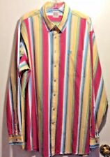 Cinch Western Men's Long Sleeve Button Down Shirt Size XL