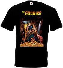 The Goonies v1 T-shirt black poster all sizes S...5XL