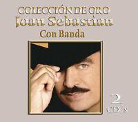 Joan Sebastian - Coleccion De Oro: Con Banda Caja De CD #G1981549