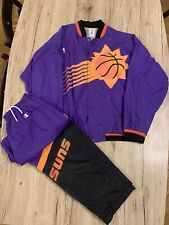 NBA - Phoenix Suns - Warm Up Suit - Champion - Tg.XL - Charles Barkley
