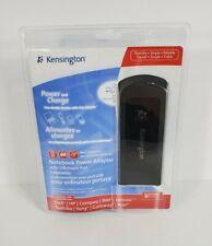 Kensington Wall/Auto/Air Notebook Power Adapter with Usb Power Port K33403 NIP