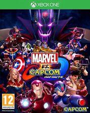 Marvel Vs Capcom Infinite (Xbox One) NEW & Sealed