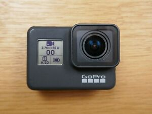 GoPro HERO7 Schwarz - wasserdichte Actionkamera