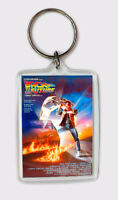 REGRESO AL FUTURO BACK TO THE FUTURE LLAVERO KEYRING