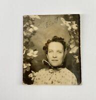 "Vintage Photo 2"" 1920's Woman"
