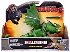 SKULLCRUSHER DRAGON HOW TO TRAIN YOUR DRAGON DEFENDERS OF BERK POWER RAM