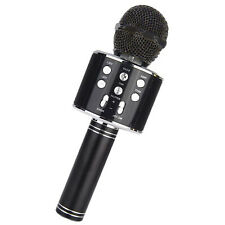 Drahtlose Bluetooth Mikrofon für Kinder Karaoke Mikrofon Tragbares KTV Laut ?