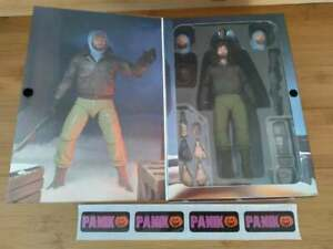 """NECA The Thing Ultimate MacReady Outpost 31 7"""" Action Figure"""